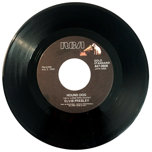 Elvis Presley Hound Dog / Don't Be Cruel - 7 inch