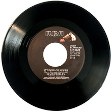Elvis Presley It's Now Or Never / A Mess of Blues - 7 inch