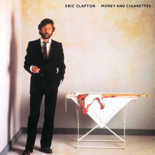 Eric Clapton Money and Cigarettes - vinyl LP