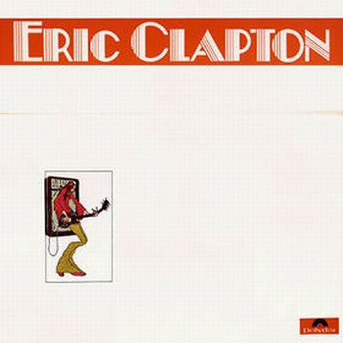 Eric Clapton At His Best - vinyl LP