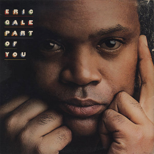 Eric Gale Part of You - vinyl LP