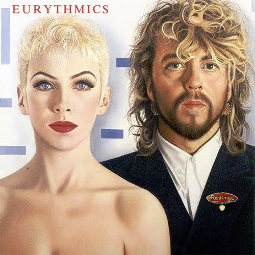 Eurythmics Revenge - vinyl LP