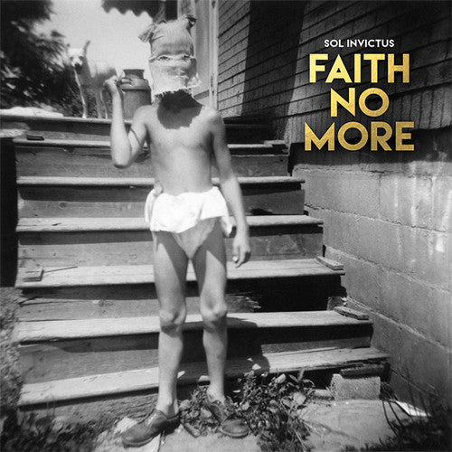 Faith No More Sol Invictus - vinyl LP