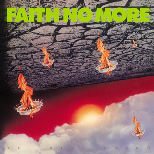 Faith No More The Real Thing - vinyl LP
