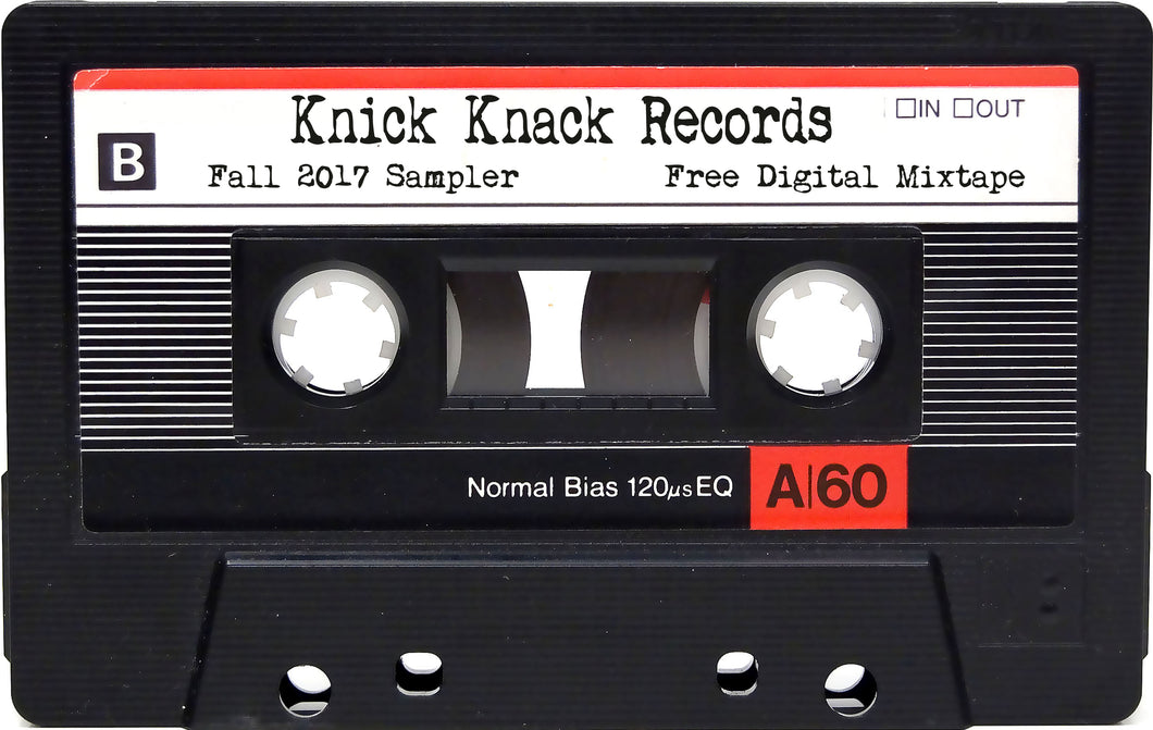 Knick Knack Records Fall 2017 Sampler - download