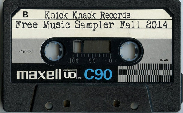 Knick Knack Records Fall 2014 Sampler