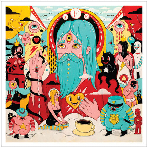 Father John Misty Fear Fun - vinyl LP