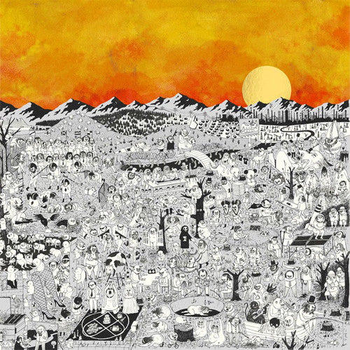 Father John Misty Pure Comedy - vinyl LP