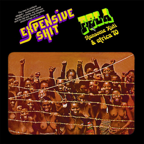 Fela Kuti Expensive Shit - vinyl LP