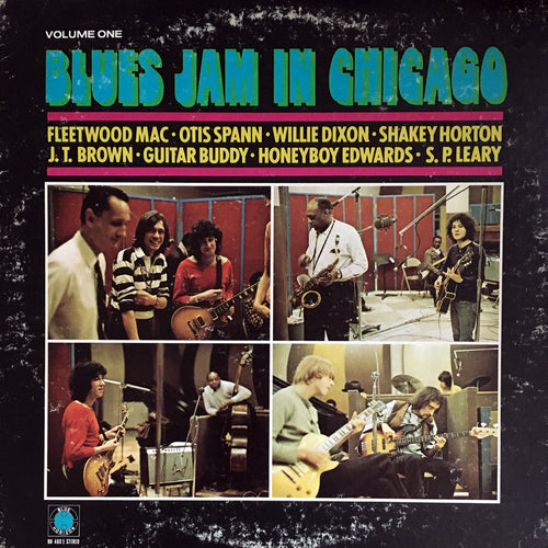 Fleetwood Mac Blues Jam In Chicago Volume 1 - vinyl LP