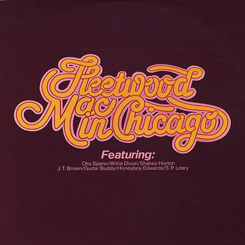 Fleetwood Mac In Chicago - vinyl LP