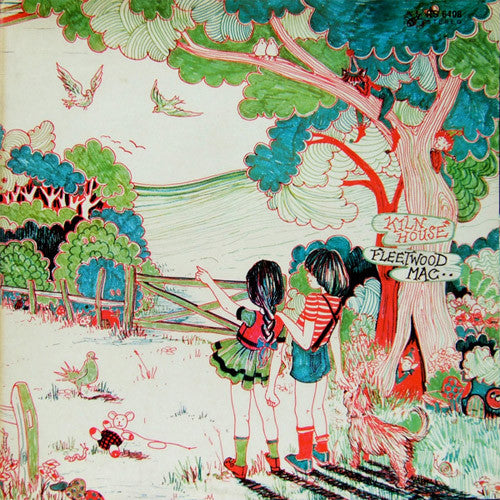 Fleetwood Mac Kiln House - vinyl LP