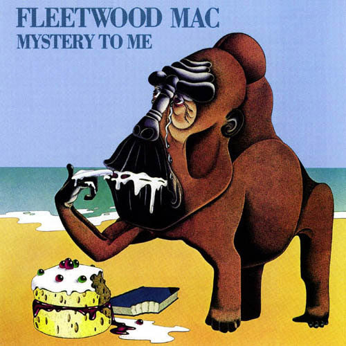 Fleetwood Mac Mystery To Me - vinyl LP