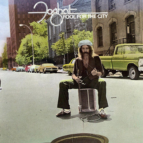 Foghat Fool For The City - vinyl LP