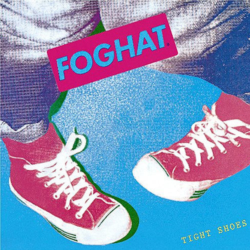 Foghat Tight Shoes - vinyl LP