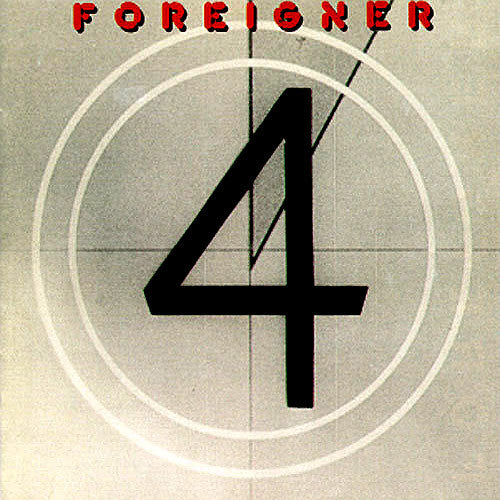 Foreigner 4 - vinyl LP