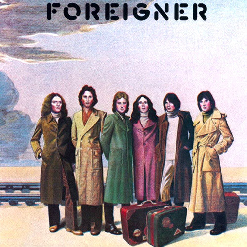 Foreigner - vinyl LP