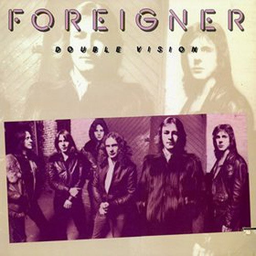 Foreigner Double Vision - vinyl LP