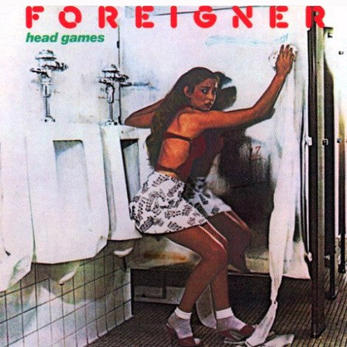Foreigner Head Games - vinyl LP