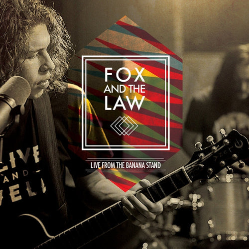 Fox And The Law Live From The Banana Stand - compact disc