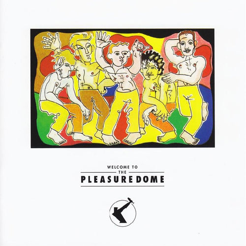 Frankie Goes To Hollywood Welcome To The Pleasuredome - vinyl LP