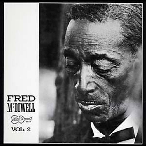 Fred McDowell Volume 2 - vinyl LP