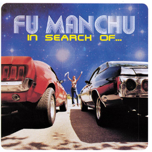 Fu Manchu In Search Of - vinyl LP