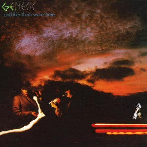 Genesis…And Then There Were Three… - vinyl LP