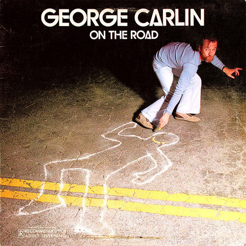 George Carlin On The Road - vinyl LP
