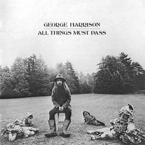George Harrison All Things Must Pass - vinyl LP