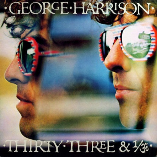George Harrison Thirty Three and a Third - vinyl LP