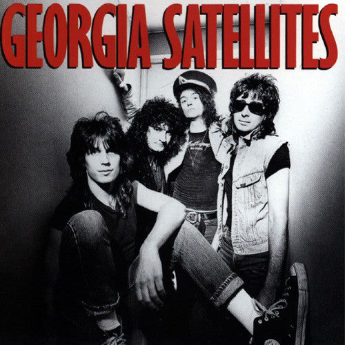 Georgia Satellites - vinyl LP