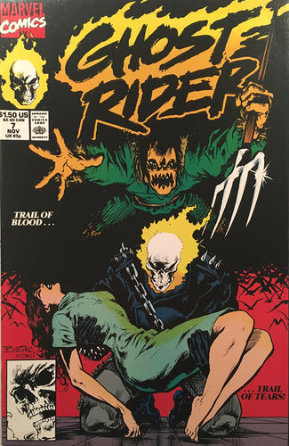 Ghost Rider #7 - comic book