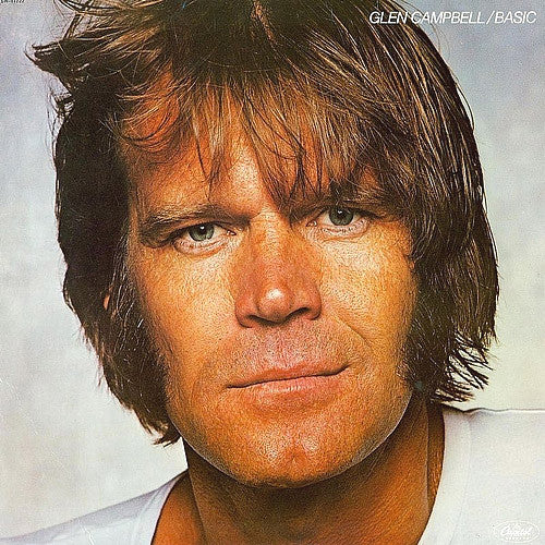 Glen Campbell Basic - vinyl LP