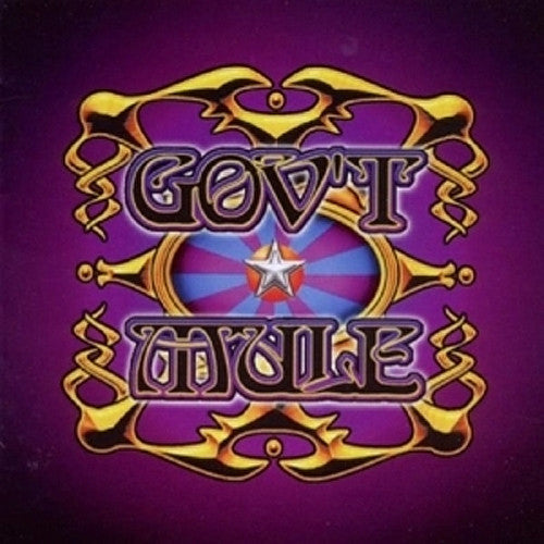 Gov't Mule Live…With A Little Help From Our Friends Vol. 1 - compact disc
