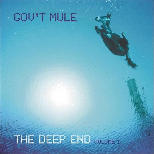 Gov't Mule The Deep End Volume 1 - compact disc