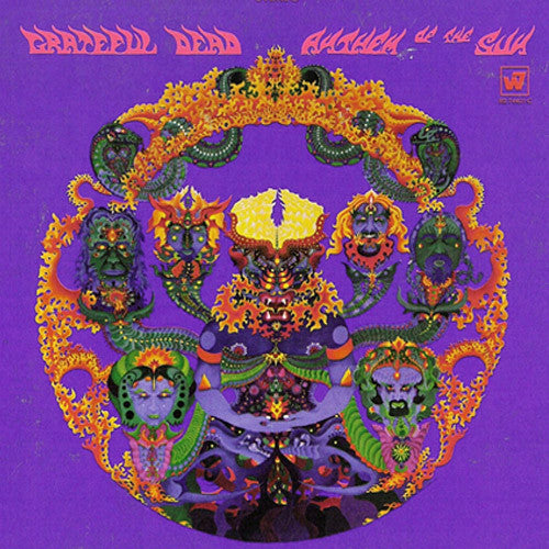 Grateful Dead Anthem of The Sun - compact disc