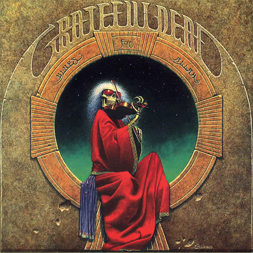 Grateful Dead Blues For Allah - compact disc