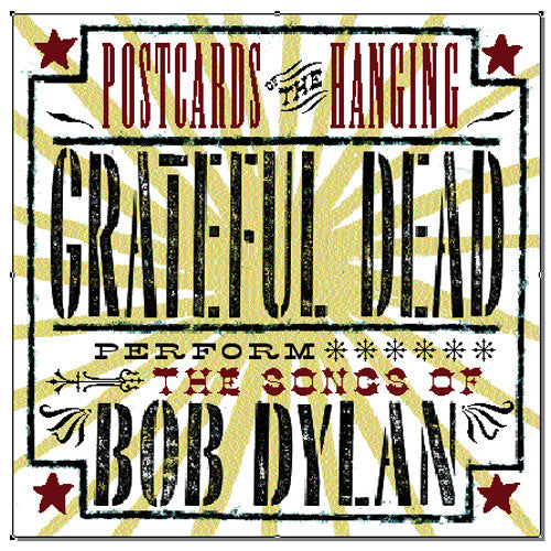 Grateful Dead Postcards of The Hanging - compact disc