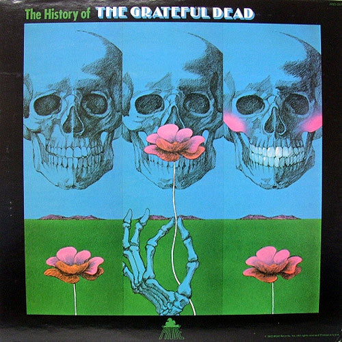 Grateful Dead The History Of The Grateful Dead - vinyl LP