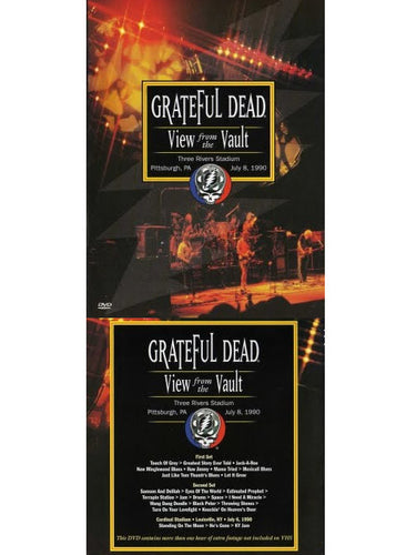 Grateful Dead View From The Vault Three Rivers Stadium July 8, 1990 - DVD