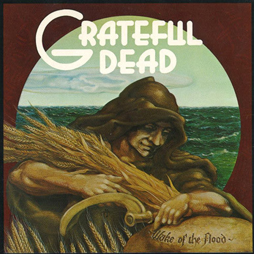 Grateful Dead Wake Of The Flood - vinyl LP