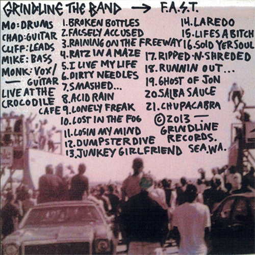 Grindline The Band F.A.S.T. - download