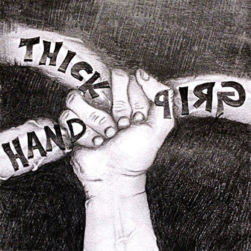 Grizzled Mighty Thick Hand Grip - compact disc