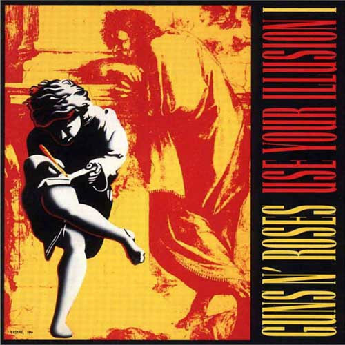 Guns N' Roses Use Your Illusion 1 - vinyl LP