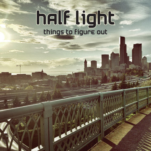 Half Light Things To Figure Out - vinyl LP