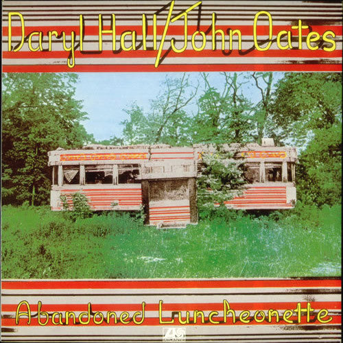 Hall and Oates Abandoned Luncheonette - vinyl LP