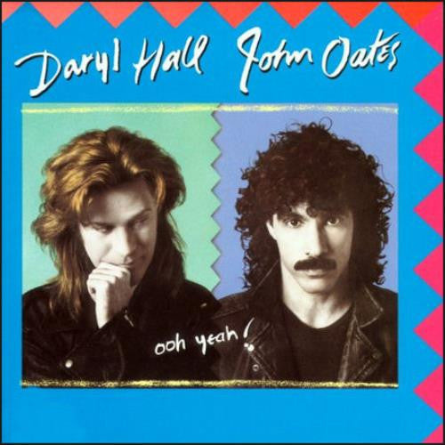 Hall and Oates Ooh Yeah! - vinyl LP