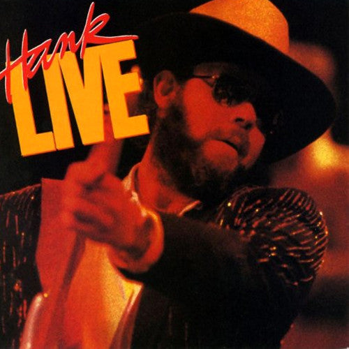 Hank Williams Jr. Hank Live - compact disc