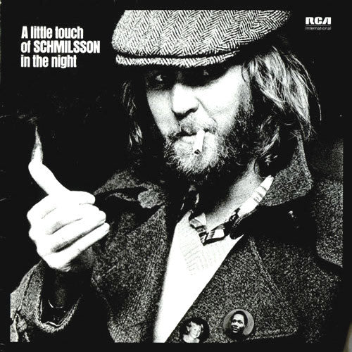 Harry Nilsson A Little Touch Of Schmilsson In The Night - vinyl LP